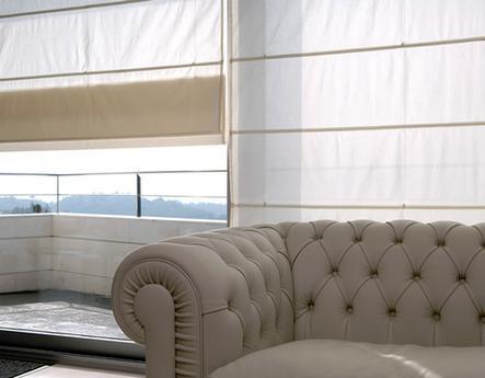 Proyecto vivienda cortinas plegables