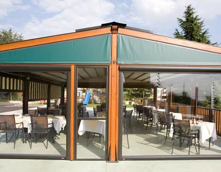 Proyecto Restaurante Louvergarden Wood
