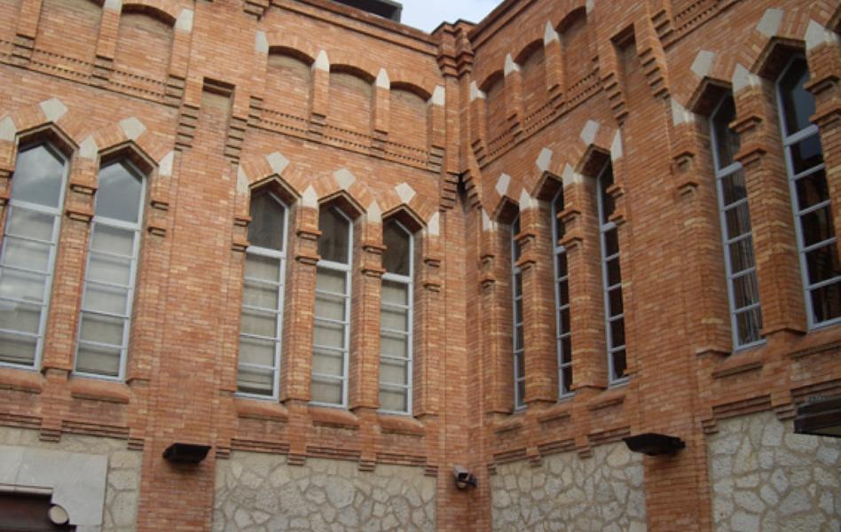 Universitat Rovira i Virgili  ventana hervent