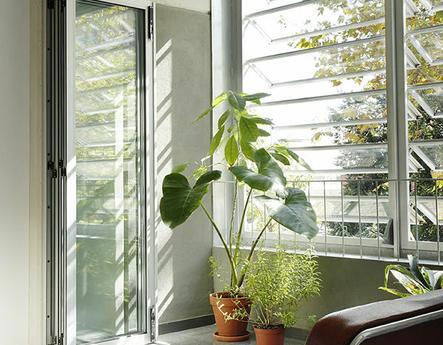 Hervent  ventana