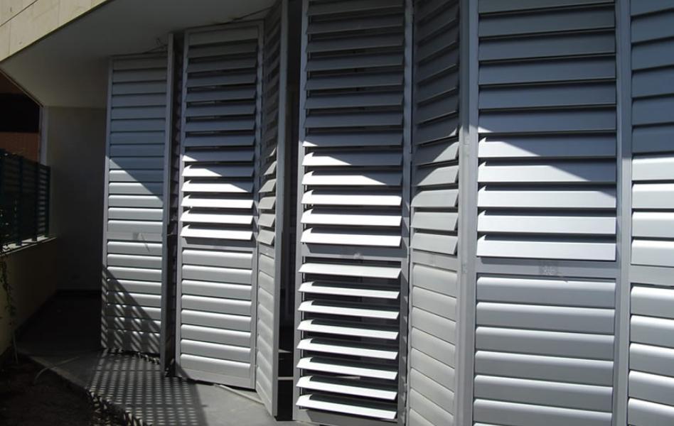 Marco corrugable horizontal