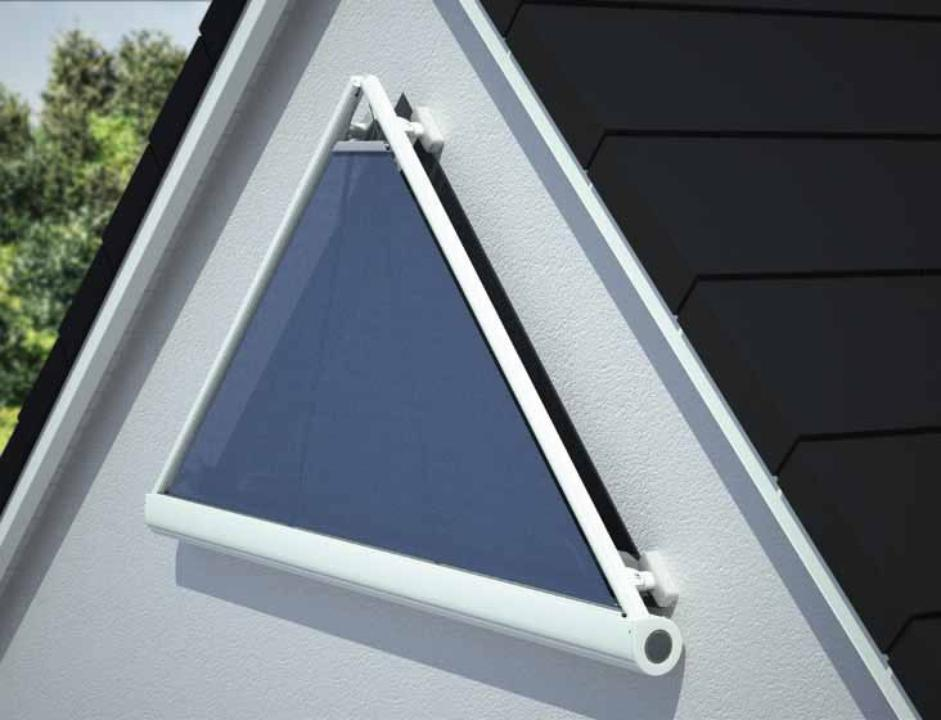 toldo triangular Toldo Triangular 180 Gravent Cortinas Y Toldos A Medida