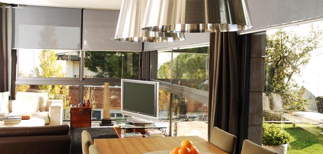 Home cortinas responsive