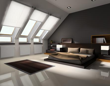 Cortinas interiores elegantes