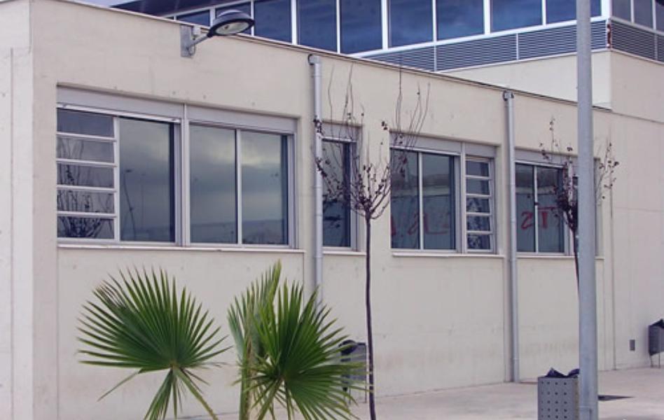Colegio Xirivella ventana hervent