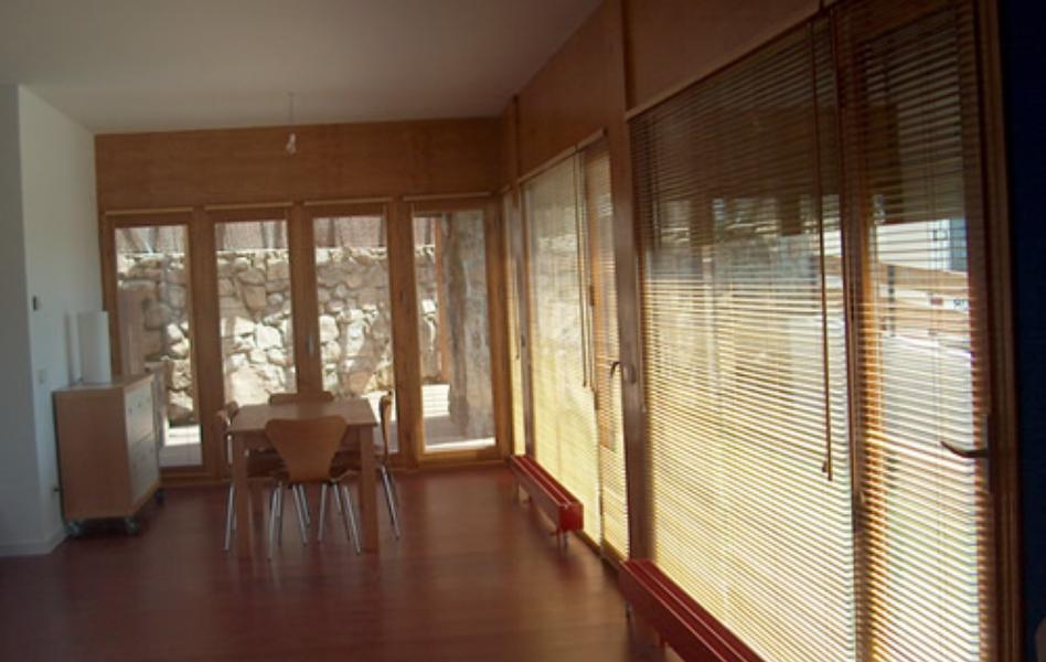Vivienda particula cortina veneciana minimatic