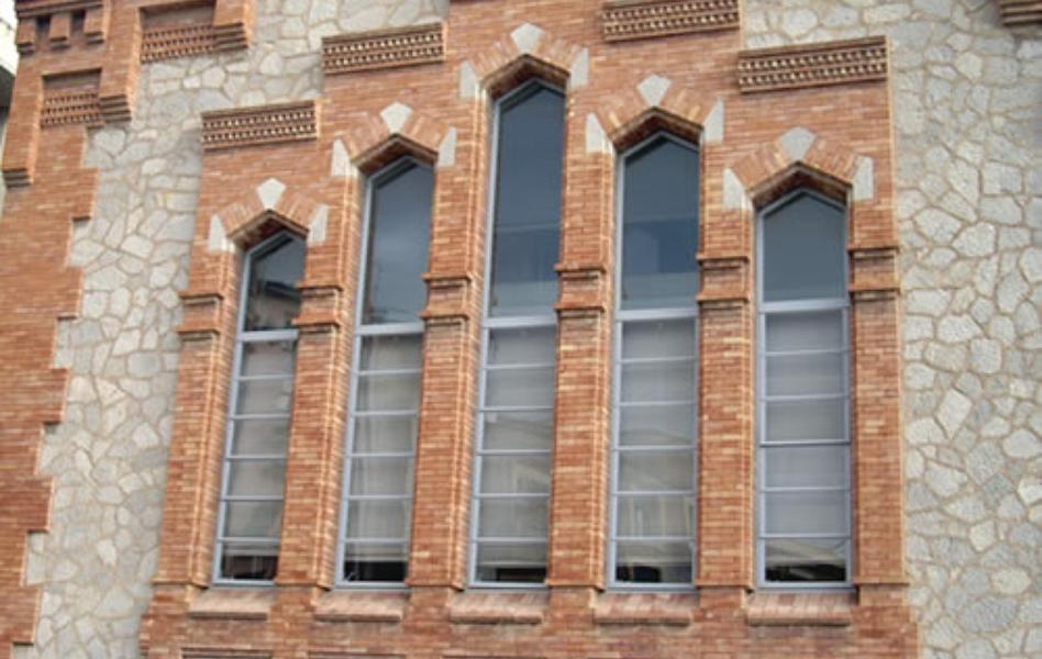 Universitat Rovira i Virgil ventana hervent