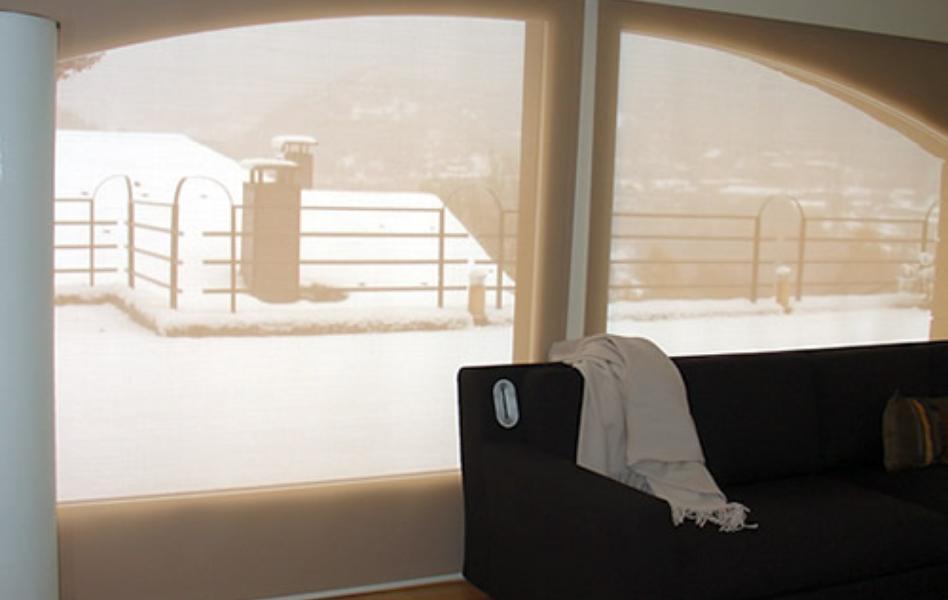 Proyecto vivienda Andorra cortinas enrollables