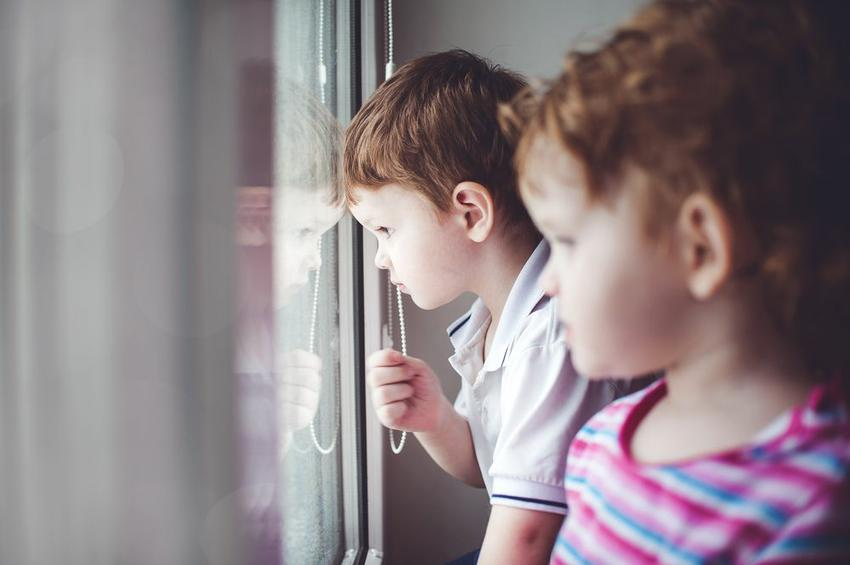 seguridad infantil cortinas